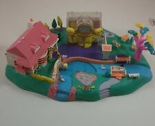 Bluebird Polly Pocket Magical Movin' Pollyville Magnetic 1996 No Dolls