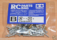 Tamiya 58557 Unimog 406 Wheelie/CW01, 9465942/19465942 Screw Bag B, NIP