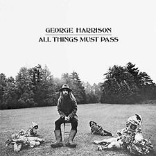 GEORGE HARRISON - ALL THINGS MUST PASS - NEW VINYL LP