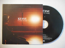 KEANE : EVERYBODY'S CHANGING ♦ CD SINGLE PORT GRATUIT ♦