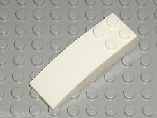 LEGO White slope brick ref 44126 / set 75021 7679 5974 10157 7674 8156 10220 ...