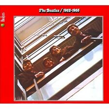 The Beatles - Red Album 1962-1966 (Remastered 2CD 2010) Brand New & Sealed
