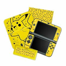Hori Pikachu Pack Starter Kit Protector Case Set for New Nintendo 3DS XL