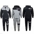 KIDS BOYS TRACKSUIT DLX PROJECT DESIGN TOP & BOTTOM HOODIE & JOGGERS 7-13 YEARS