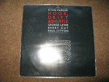 EVAN PARKER HOOK DRIFT AND SHUFFLE VINYL LP