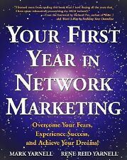 Your First Year in Network Marketing MLM Mark Yarnell Skinny Body Care S.B.C