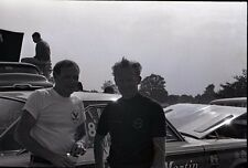 Buddy Martin - 'Sox & Martin' Plymouth Duster - Vintage 35mm Race Negative