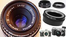 50mm f2.8 MACRO Micro 4/3 GF5 G5 GX1 EM5 EP1 GF1 EP2 EM5 EP1 GF1 EP2 G10 G2 GH2