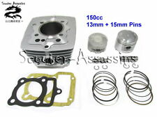 150cc BIG BORE CYLINDER KIT for 156FMI 157FMI 13mm and 15mm piston pins