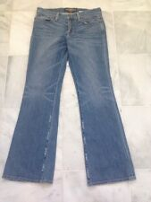 LUCKY BRAND Sweet'N Low Blue Boot Cut Jeans Size 4/27