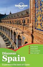 Lonely Planet Discover Spain (Travel Guide)-ExLibrary