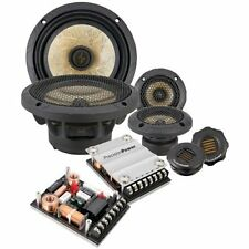 Precisionpower P.65c3 Speaker - 200 W Rms - 3-way - 1 Pack - 20 Hz To 40 Khz