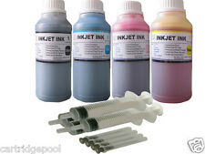Refill ink for Epson 664 774 cartridge Expression EcoTank ET-2500 ET-2550 4x10oz