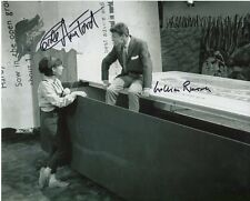 Carol Ann Ford & William Russell Photo Signed In Person - Doctor Who - B898