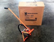 ROLATAPE PROFESSIONAL SERIES MODEL 400 M METRIC SURVEYING MEASURING WHEEL