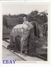 Vera Ralston sexy Fair Wind To Java VINTAGE Photo