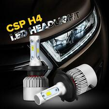Upgrade H4 9003 HB2 PHILIPS CSP LED Headlight Bulb High Low Beam 252W 25200LM S3