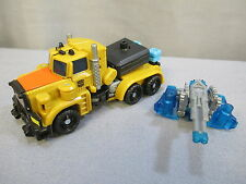 """Transformers Power Core Combiners """"HUFFER w/ CALIBURST"""" 100% complete C9 2010"""