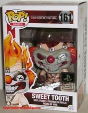FUNKO POP 2016 GAMES TWISTED METAL SWEET TOOTH #161 Vinly Figure IN STOCK NOW!!