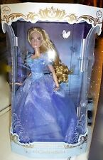 "Disney 17"" PRINCESS LIMITED EDITION Doll - CINDERELLA from Live Action Movie"