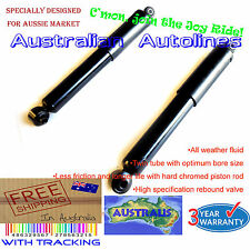 2 Ford Falcon Fairmont BF 1 XR6 XR8 Heavy D Rear LOWERED Shock Absorbers 05-06