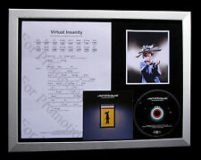 JAMIROQUAI Virtual Insanity LTD MUSIC CD QUALITY FRAMED DISPLAY+FAST GLOBAL SHIP