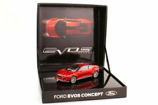 1:43 Ford Evos Concept Red Hot Chili Red IAA 2011 - DEALER Edition - OEM