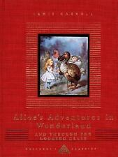 Alice's Adventures in Wonderland and Through the Looking Glass by Lewis Carroll