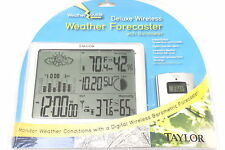 NEW 1541 Weather Forecaster Wireless
