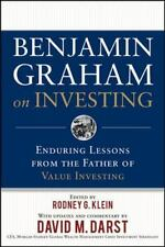 Benjamin Graham on Investing: Enduring Lessons from the Father of Value Investin