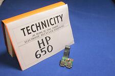 HP  650 - USB BOARD - PLACA DE PUERTOS USB