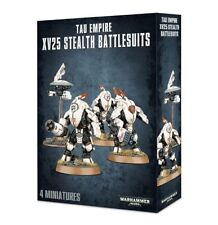 Warhammer 40k - Tau Empire XV25 Stealth Team