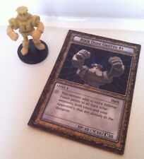 Dungeon Dice Monsters Rock Ogre Grotto #1 Figure and Card Yugioh