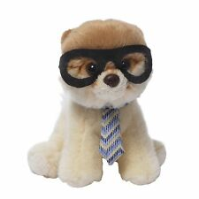 Gund 4048568 The Worlds Cutest Dog Itty Bitty Boo Geek Nerdy with Glasses