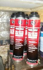 4 cans BORING SMITH PANEL HOLD GUN FOAM ADHESIVE QUANTITY OF 4 - 24 OZ. CANS