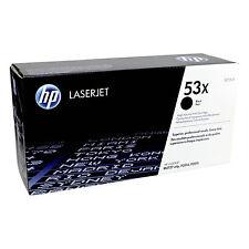 ORIGINALE TONER HP Q7553X BK NERO PER HP LaserJet Professional P2011 P2012 P2013