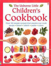 The Usborne Little Children's Cookbook by Rebecca Gilpin (Hardback, 2005)