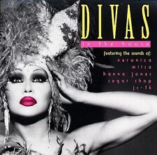 Divas in the House, Vol. 2 by VA (CD, 2001 Dynamix) 73 m Non-Stop DJ Mix/Sealed!