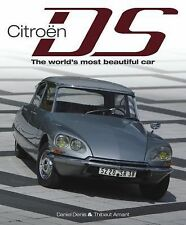 Citroen DS: The World's Most Beautiful Car, Denis, Daniel BRAND NEW
