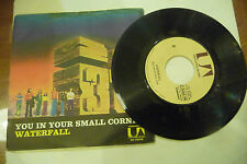 "IF""YOU IN YOUR SMALL CORNER-disco 45 giri UA Italy 1972"" PROG UK"