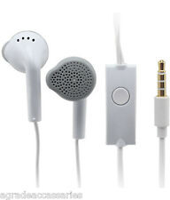 100%ORIGINAL SAMSUNG 3.5mm Jack EHS61ASFWE Handsfree Headset Earphones+Mic delux