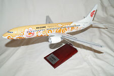 Boing b737-700 air china escala 1/70 Star Alliance
