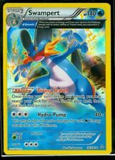 Pokemon SWAMPERT 36/160 - XY Primal Clash RARE HOLO MINT!