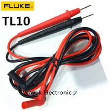 Fluke TL10 Standard Test Lead Probes Multimeter Leads For 15B/17B/312/316/318