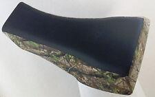 arctic cat 250 300 454 500 black gripper/ camo seat cover  1995-01