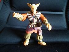 Vintage 1996  rare worrior of virtue Yun action figure looks like animal toy 6""