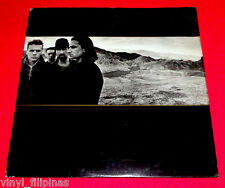 PHILIPPINES:U2 - The Joshua Tree LP,New Wave,RARE,Bono,The Edge