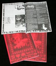 In Search of Pure Negativity #4 + Poster (Manes, Darkthrone, Funeral Winds)