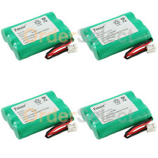 4x Cordless Home Phone Battery Pack for V-Tech ER-P510 89-1323-00-00 Model 27910