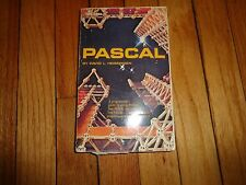 Pascal by David L. Heiserman Pascal Programming Vintage Computer Book